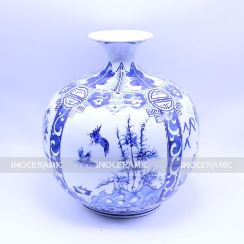 Bình Hoa đẹp cao cấp - quà tặng tết cao cấp tại Tân Bình