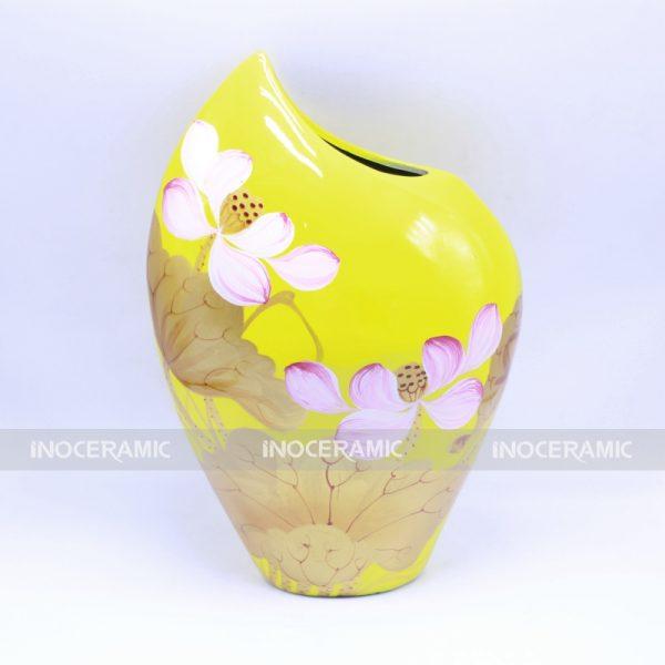 Lọ Hoa Mỏ Quạ - Lọ hoa độc đáo