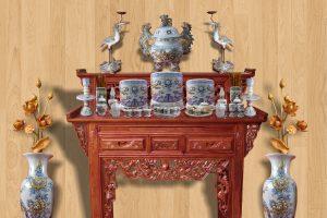Cửa hàng bán đồ thờ cúng quận thủ đức tphcm – Đồ thờ Bát Tràng