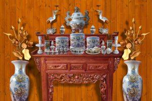 Cửa hàng bán đồ thờ quận Gò Vấp – Đồ thờ cao cấp tphcm