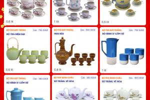 Những mẫu ấm trà hiện đại đẹp Bát Tràng – Xưởng Ấm chén Gia Lâm