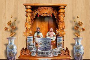 Cửa hàng bán đồ thờ quận 12 tpchm – Cung cấp đồ thờ Tâm Linh Bát Tràng