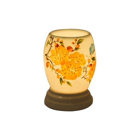đèn đốt tinh dầu đẹp, Đèn tinh dầu tại Bình Định