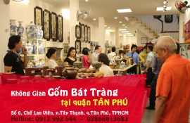 Có gì mới? Cửa hàng quà biếu tết độc đáo tại Tân Phú