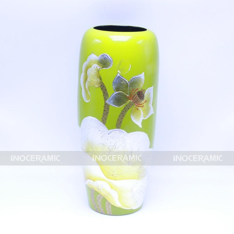 lọ Hoa áp miệng Khảm - Lọ hoa trang trí đẹp