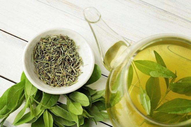 Uống trà xanh giúp giảm cân không?