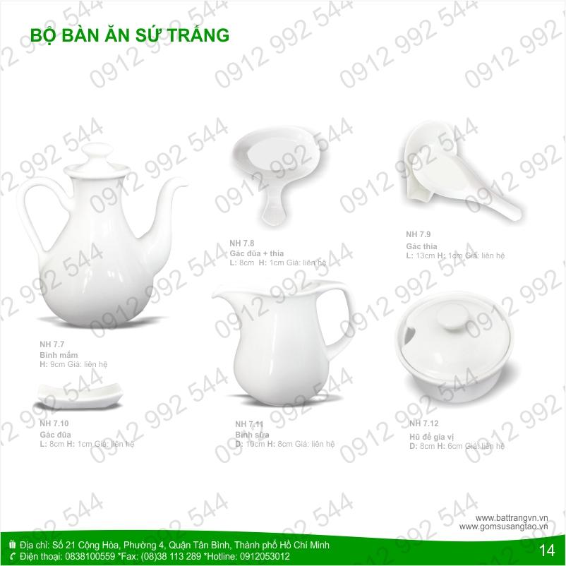 Cung cấp gốm sứ Bát Tràng tại Hà Giang