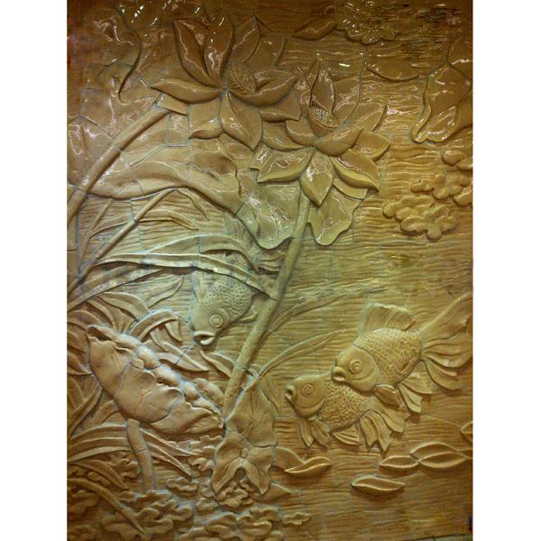 cung cấp tranh gốm sứ tại Thái Nguyên