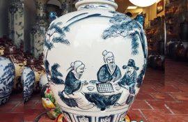 Bình ngâm rượu tại Khánh Hòa