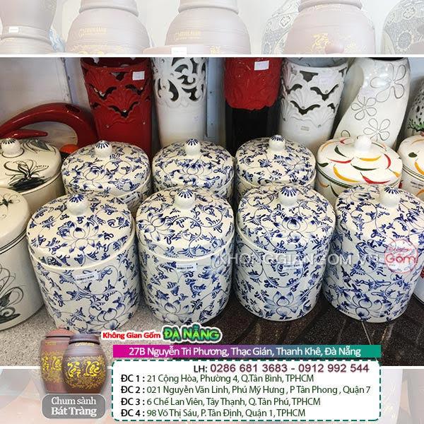 Tại sao nên chọn hũ sữ muối dưa cà - Hũ sứ muối dưa cà tại Đà Nẵng