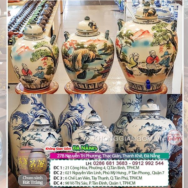bình chum ngâm rượu đẹp tại Ninh Thuận 4
