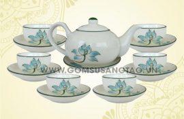 Bình trà in logo quà tặng khuyến mãi ngân hàng