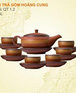 10 Món quà tặng tết 2019 cao cấp từ gốm sứ Bát Tràng