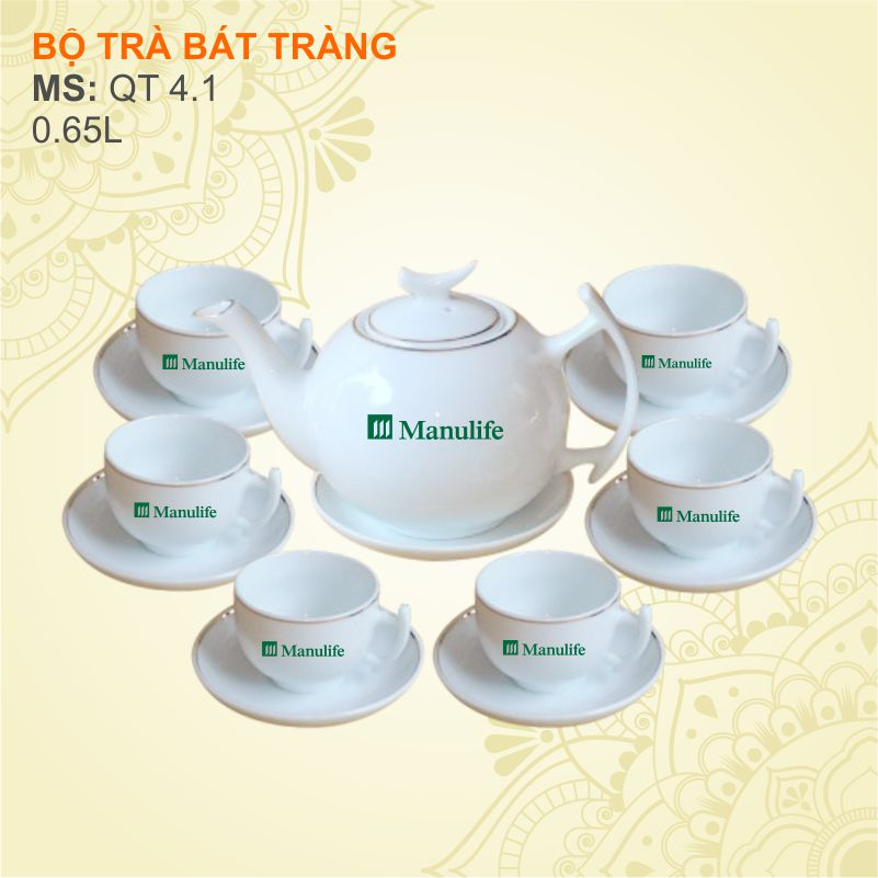 Cơ sở sản xuất ấm trà in logo - quà tặng tết cho công nhân tại quận 8 tphcm