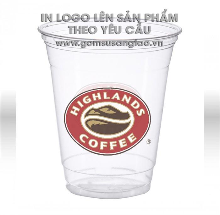 In logo lên ly nhựa theo yêu cầu quận 2 tphcm - Xưởng in logo sản phẩm