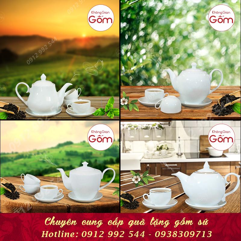 Những bộ khay trà gỗ đẹp, khay uống trà cao cấp tphcm