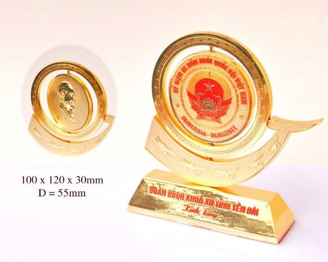 Xưởng sản xuất Biểu trưng tri ân quà tặng đại hội Đảng