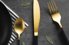 Cách thức thay đổi dụng cụ ăn cho thực khách tại nhà hàng