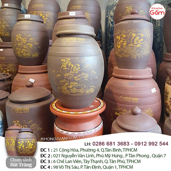 Cung cấp gốm sứ Bát Tràng tại Phú Thọ - Đại lý gốm Bát Tràng Phú Thọ