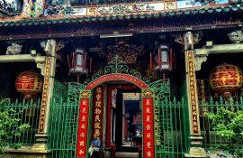 [Review] Những ngôi chùa quận 5 - Chùa người Hoa ở quận 5