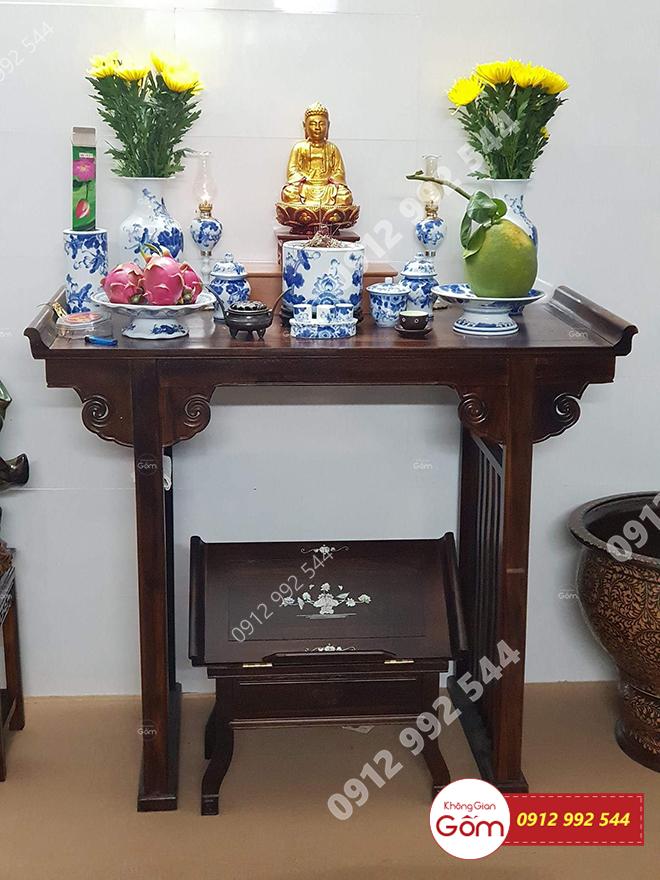 Bán đồ thờ tại quận Tân Bình Tphcm - Đồ thờ gốm bát tràng quận Tân Bình