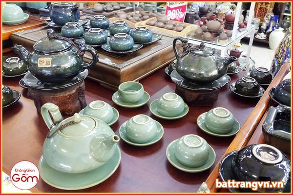 mua ấm trà bát tràng tại Tân Phú Tphcm