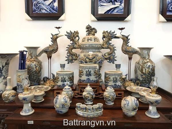 Đồ thờ cao cấp Bát Tràng quận Phú Nhuận