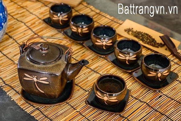 Bộ ấm chén uống trà chất lượng TpHCM