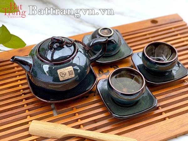 Thế nào là bộ ấm chén uống trà chất lượng TpHCM?