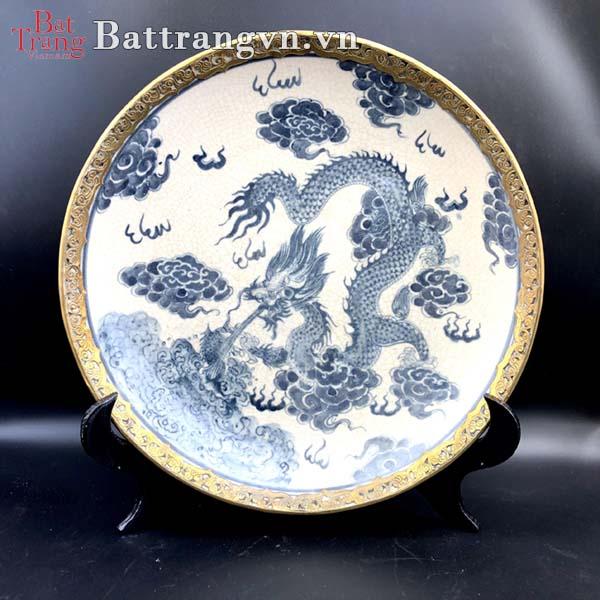 Lý do nên trang hoàng nhà ở bằng những mẫu đĩa sứ trang trí phong thủy?