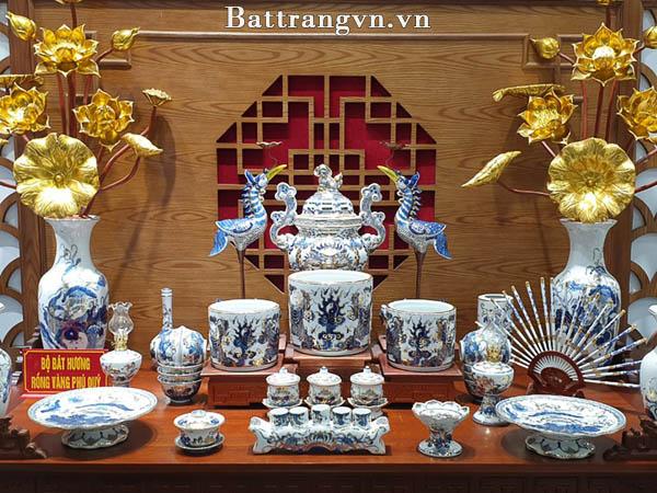 Địa chỉ mua đồ thờ gốm sứ quận Tân Bình uy tín, chất lượng