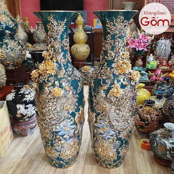 Nơi mua lộc bình gốm sứ quận Bình Thạnh - Lộc bình phù hợp tặng ai?