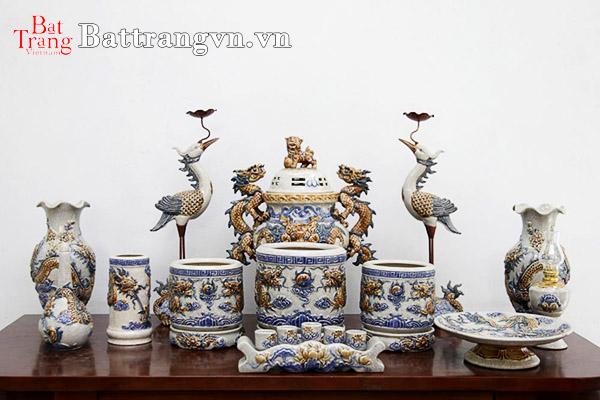 Nơi mua đồ thờ gốm sứ quận Tân Bình
