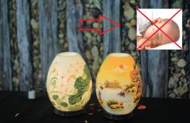Đuổi muỗi bằng đèn xông tinh dầu hiệu quả