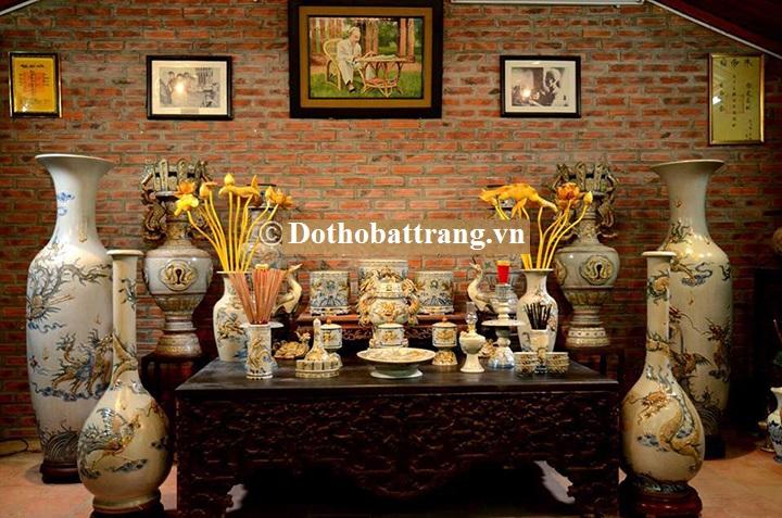 Bộ bàn thờ đẹp, bán bàn thờ cúng tại tphcm