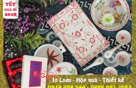 Giờ đây bạn có thể mua bát đĩa quà biếu tết tại quận 7 giá xưởng