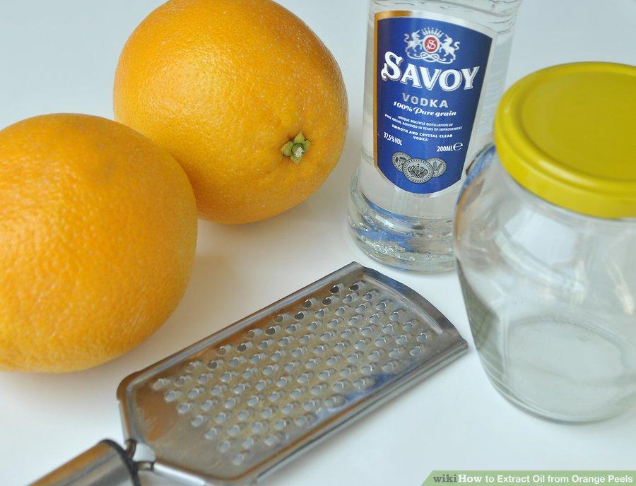 Cách làm tinh dầu cam tại Nhà cực kỳ đơn giản