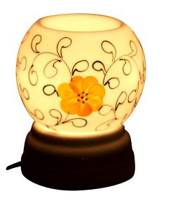 Mâu đèn tinh dầu hoa văn đẹp, Cung cấp đèn xông tại Đồng Nai