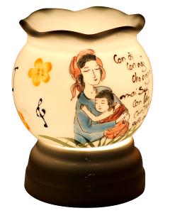 đèn xông đốt tinh dầu - Cung cấp đèn xông tinh dầu Tại Tây Ninh