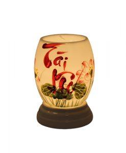 Đèn xông tinh dầu đẹp Tài Lộc Tại Long Thành Đồng Nai