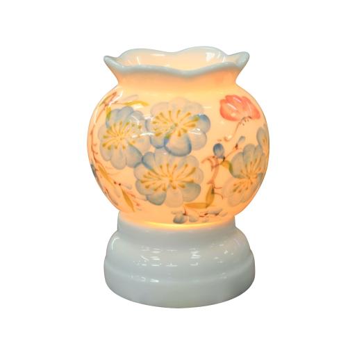 đèn xông tinh dầu xinh xắn giá rẻ, mẫu đèn tinh dầu Bát Tràng