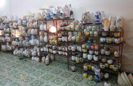 Địa chỉ mua đèn xông tinh dầu tại tphcm