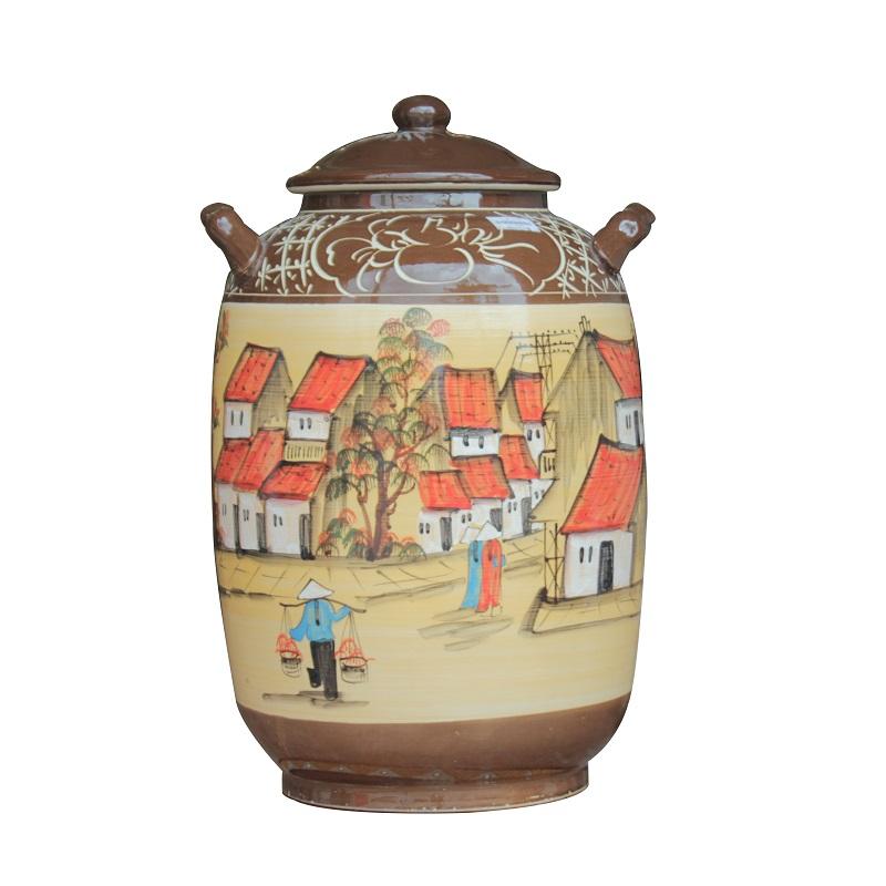 Mua hủ gạo tại Đà Nẵng, Hủ đựng gạo tại Đà Nẵng