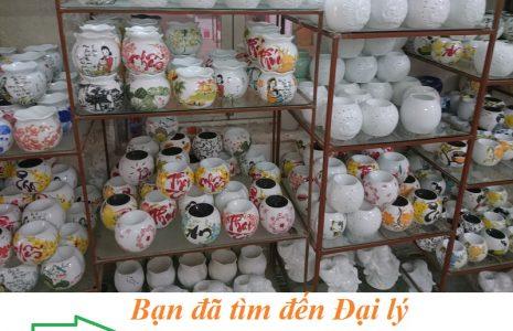 Mua sỉ đèn xông tinh dầu Sài Gòn, Hà Nội, Đà Nẵng
