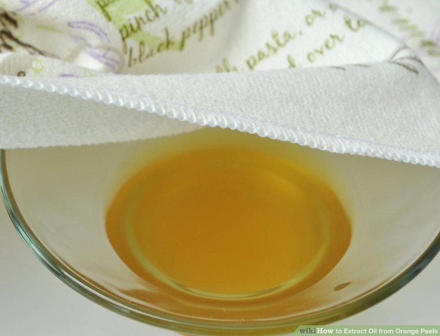 Tinh dầu cam nguyên chất tại Nhà