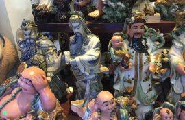 Tượng phong thủy thờ cúng tại Tân Phú